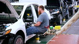 Toyota Manufacturing Plant, Georgetown | Made In Kentucky |  A Kentucky Original Series