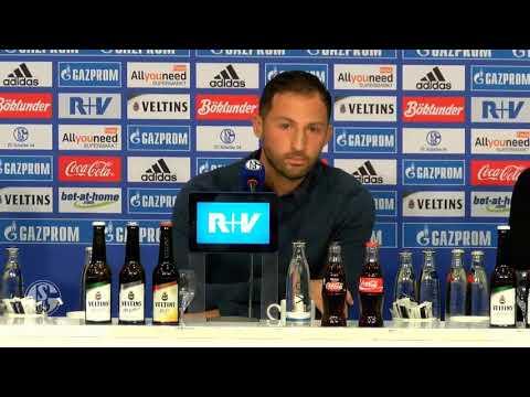 FC Schalke 04. Mauricio Pellegrino Pressekonferenz. 2017 08 12
