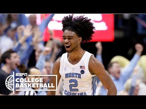 North Carolina completes season sweep vs. Duke | College Basketball Highlights