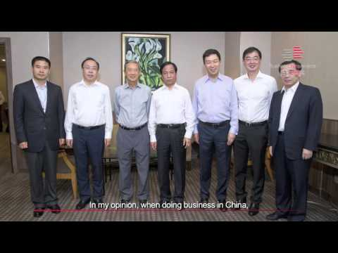 Business China Enterprise Award 2015 - Keppel Corporation 通商中国企业奖2015 - 吉宝企业