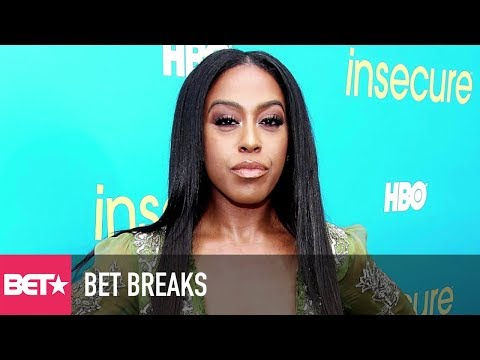 'Insecure' Actress Receives Backlash From   BET Breaks