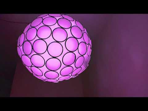 Diwali craft Idea | How to Make Thermocol Glass Lamp | Make to Diwali Lamp | Easy Craft Idea