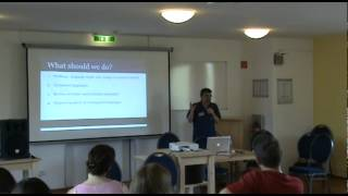 Language Decline and Revival - Simon Ager at the Polyglot Gathering Berlin 2014