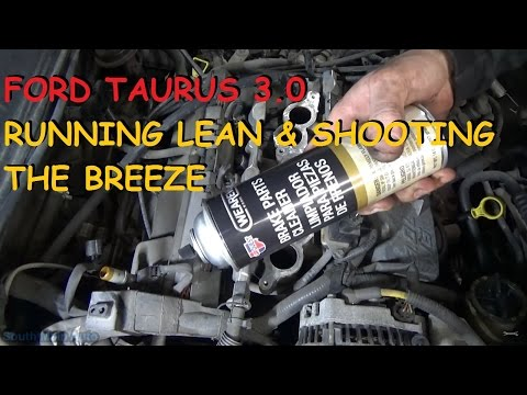 Ford Taurus Running Lean & Shooting The Breeze - Part II