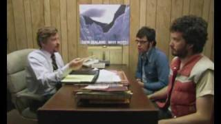 Flight Of The Conchords - Songwriting With Murray