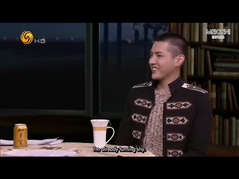 [ENG SUB] 160106 Behind the Headlines with WenTao - Kris Wu and Guan Hu