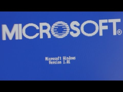 Microsoft Windows: Entire History in 3 Minutes