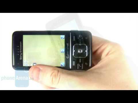 Sony Ericsson C903 Превю
