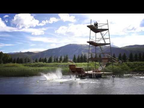 "Team Geronimo ""Bonding"" in the Roaring Fork Valley"