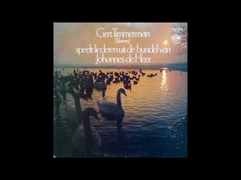 Liederen uit de bundel van Johannes de Heer - Gert Timmerman speelt klarinet  (1)