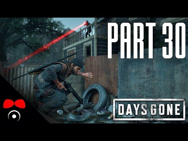 KDO VYTVOŘIL ZOMBIE VIRUS? | Days Gone #30