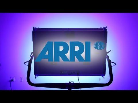 Demo: ARRI SkyPanel S360-C