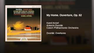My Home. Ouverture, Op. 62