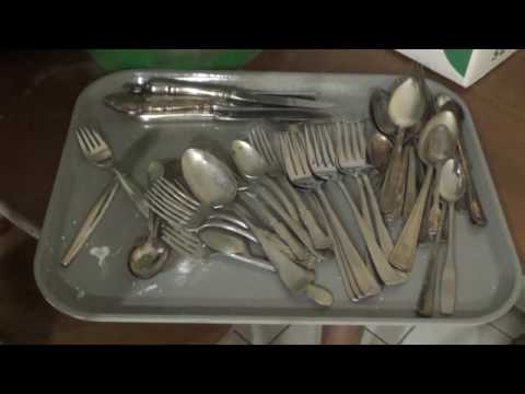 Scrapping Silverware for the MOST Money