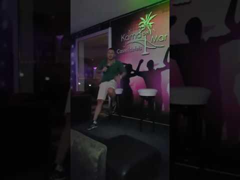 Karaoke Bailar pegados Aruba