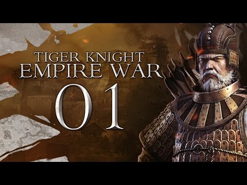 Tiger Knight: Empire War Gameplay - Part 1 (REVIEW - Let's Play Tiger Knight Walkthrough)