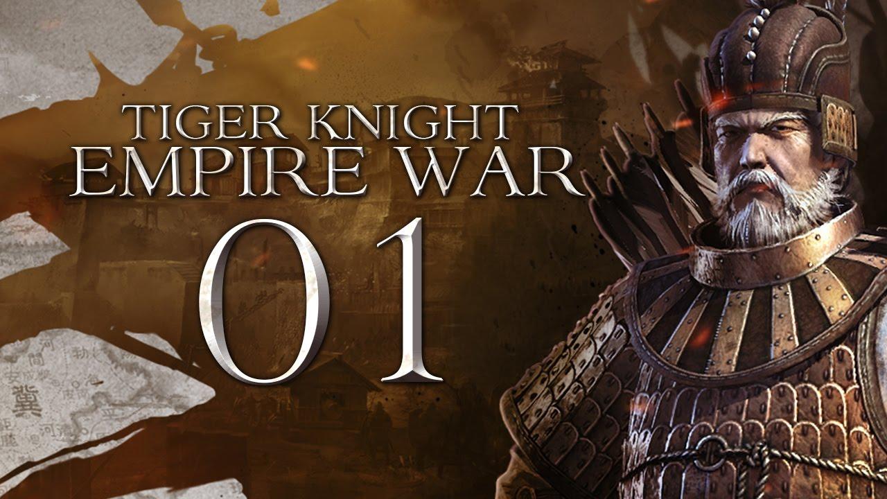 Tiger Knight: Empire War Gameplay - Part 1 (REVIEW - Let's Play Tiger Knight Walkthrough)