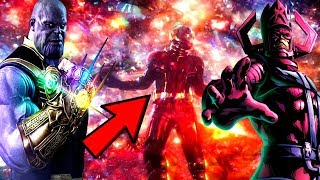 Avengers 4 Thanos Snap Wakes Up GALACTUS Inside Quantum Realm? Avengers 5 Villain Breakdown