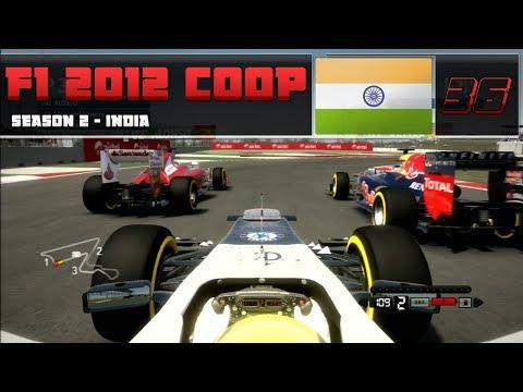 F1 Co-op With Pepper   #36 - PEPPER BREAKS DOWN!