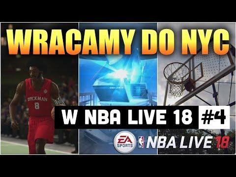 Gram z Kevinem Durantem w NBA Live 18 #4   THE ONE: Dyckman