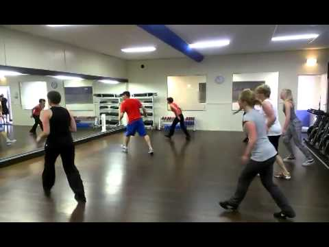 Hi-Lo Aerobics 01-06-2014 Jean-Paul Hieuw