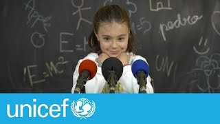 These children face the reality of growing up online I UNICEF