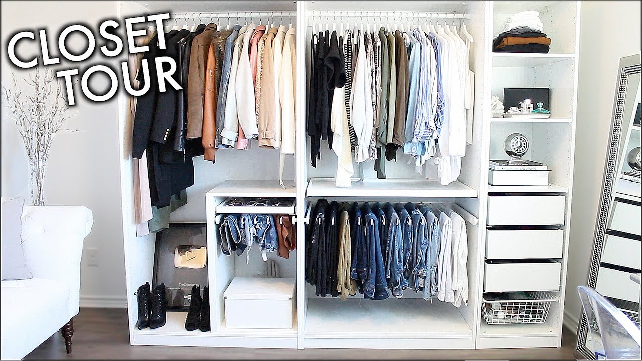 Ordinaire CLOSET ROOM TOUR ♡ | TheChicNatural