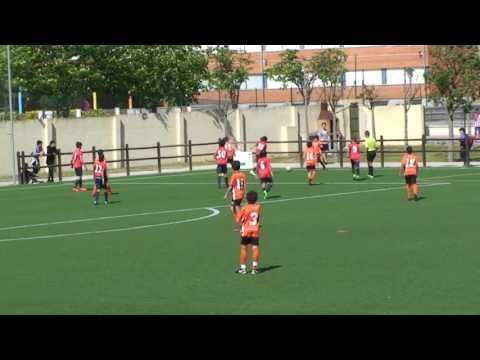 MIC 2017 ISL ACADEMY VS SANT FELIU  CLASS C  FASE GRUPS