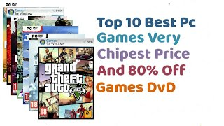 Top 10 Pc Games Very Chipest Price Hurry Up Buy Now