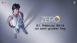 Zero | German Trailer | Shah Rukh Khan | Aanand L Rai | Anushka | Katrina | 21 Feb 2019
