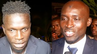 Guerre des mots entre Boy Niang de Gambie vs Amical...