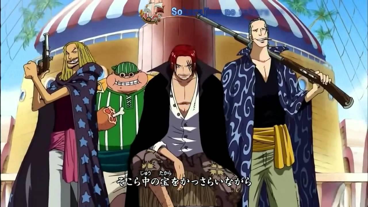 One Piece OP 8 !!! - YouTube