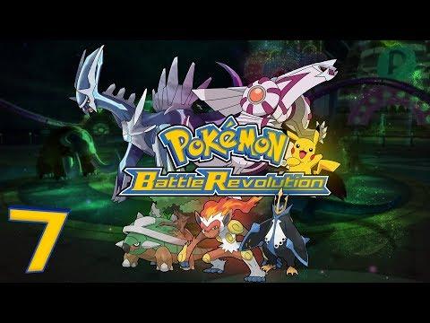 Pokémon: Battle Revolution (Nintendo Wii) - HD Walkthrough Episode 7 - Magma Colosseum