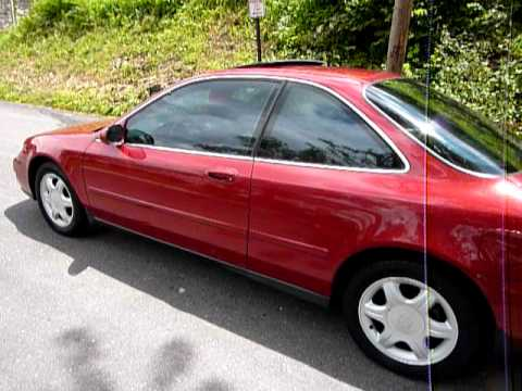 Acura CL Dr Premium Coupe K Auto YouTube - Acura cl 97