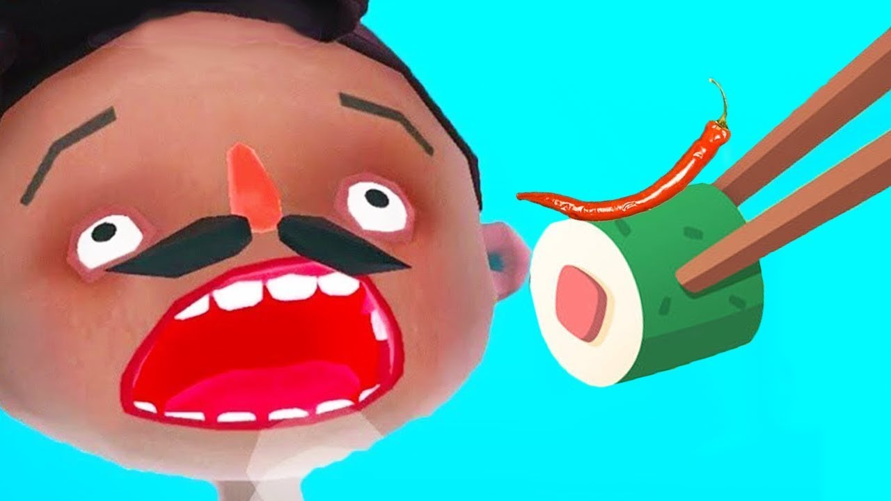 Fun Kitchen Cooking Kids Games – Toca Kitchen Sushi – Let's Learn How To Make Yummy Sushi, Sea Food