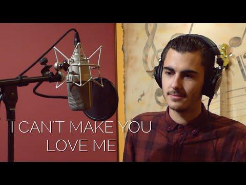 Bonnie Raitt/ Bon Iver - I Can't Make You Love Me (Cover)