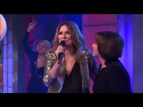 Ute Freudenberg Und Kim Fischer ABBA Medley 2014