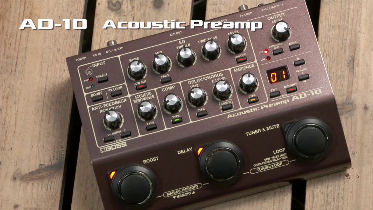 Guitar Preamp Pedals | Top 12 Best Preamp Pedals for Guitar 2019