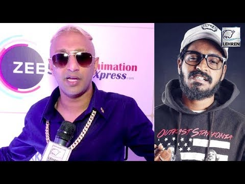 Akash Dadlani's Reaction On Emiway And Raftaar FIGHT | Indian Telly Awards 2019