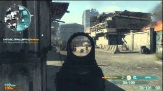 Medal of Honor Gameplay (PS3)