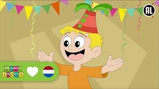 Minidisco - Er Is Er Een Jarig (Hij)