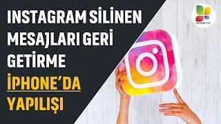 Instagram silinen mesajları geri getirme | iPhone ve iPad'de