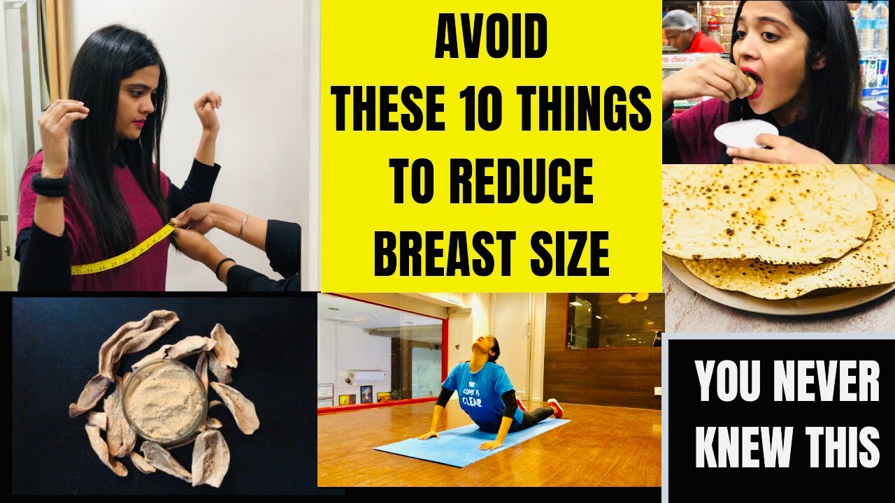 How to Reduce Breast Size at home | Part 2 | Weight Loss Tips| Somya Luhadia