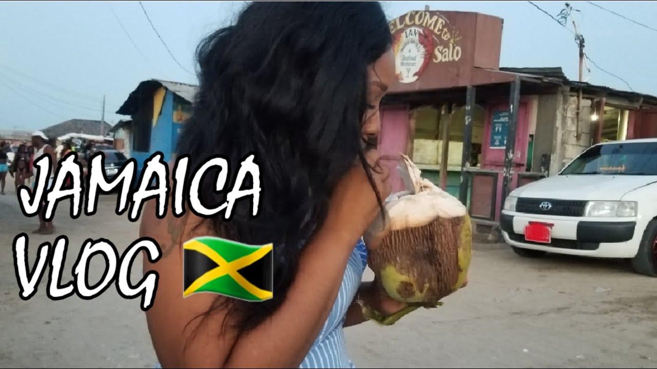 INDEPENDENCE DAY AT HELLSHIRE BEACH, JAMAICA VLOG | ALICIA KIM