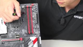 GIGABYTE 100 Series - GA-Z170X-Gaming 7 Unboxing & Overview