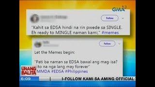UB: Pagbabawal ng single riders sa EDSA, umani ng hugot posts sa social media