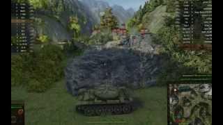 Танкуем ТТ10 Правильная постановка танка