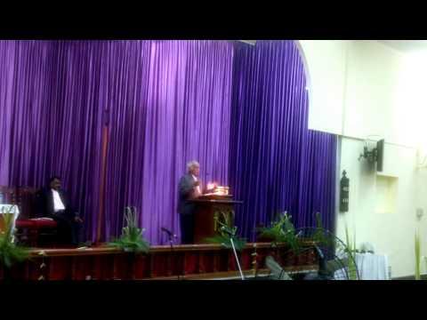 "9th April 2017 - Rev. Jayawanth N H : ""The Triumphal Entry"" (Evening Service)"
