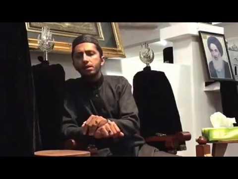 6m 1 Tamatave Majlis1 Sh Zahiraly Bilan spirituel du Azadari Safar1438