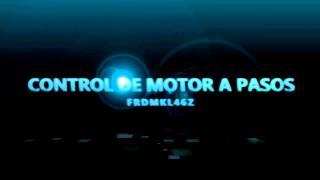 FRDM-KL46Z de Freescale - Práctica Control de Motor a Pasos